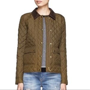 New J.crew downtown puffer down jacket